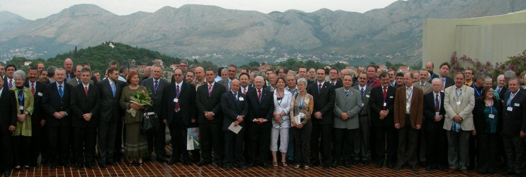 IARU R 1 General Conference - Cavtat 2008 Group Picture